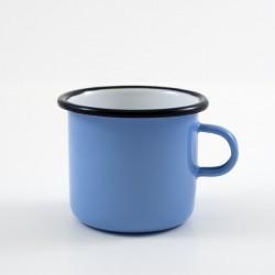 drinkmok - lichtblauw - mini - 6 cm