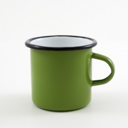 drinkmok -groen - 7 cm