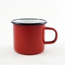drinkmok - rood - 8 cm