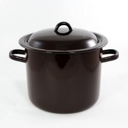kookpan - bruin - 6 liter