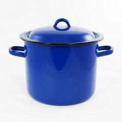 kookpan - blauw - 6 liter