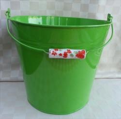 emmer - groen - 7 liter