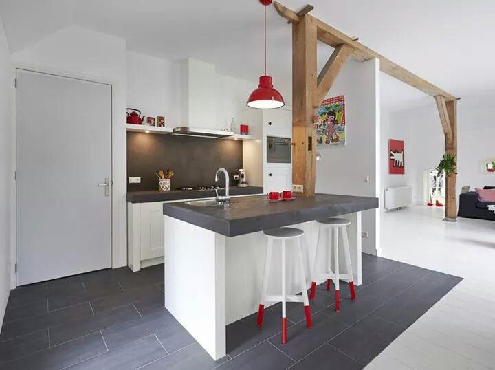 modern woonhuis emaille goudbeek
